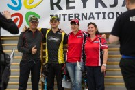 Reykivik International Games Archery by Art Bicknick36